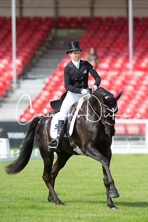 Price Jonelle, (NZL), Classic Moet<br /> Dressage <br /> Mitsubishi Motors Badminton Horse Trials - Badminton 2015<br /> &copy; Hippo Foto - Jon Stroud<br /> 07/05/15