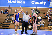 Madison Wrestling vs William Monroe