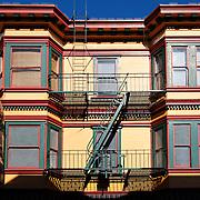 A distinctively designed San Francisco house