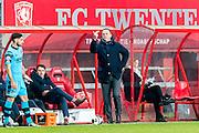 ENSCHEDE - 17-12-2016, FC Twente - AZ, Grolsch Velst Stadion, 1-2, AZ trainer John van den Brom