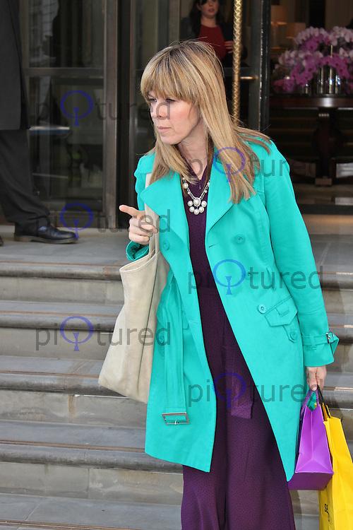 LONDON - May 04: Kate Garraway at the Corinthia Hotel (Photo by Brett D. Cove)
