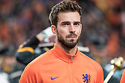 Davy Propper  during the FIFA World Cup Qualifier match between Netherlands and France at the Amsterdam Arena, Amsterdam, Netherlands on 10 October 2016. Photo by Gino Outheusden.