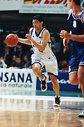 Qualif. Campionato Europeo Siena 1998 Italia-Georgia<br /> davide bonora