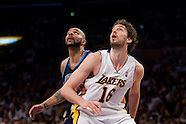 Lakers vs Jazz Playoffs Rnd 2 - Game 1 - 05-02-10