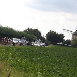 Boels Rental Ladiestour 2013 Stage 6 Bunde - Berg en Terblijt Sfeerillustratie Bemelen