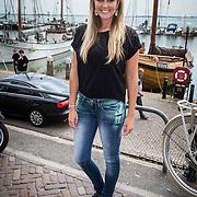 NLD/Volendam/20140626 - 100%NL magazine bestaat 5 jaar, Monique Smit