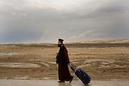WSB: Orthodox Christians Celebrate Epiphany At River Jordan