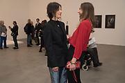 TATI COTLIAR; SONIA ADAMCZAK; Substance and Shadow; Alberto Giacometti cculptures and their photographs by Peter Lindbergh. Gagosian, Britannia Street, WC1X 9JD