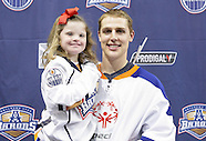 OKC Barons Special Olympics Jersey Auction - 2/1/2013