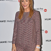 Laura Pradelska attend Huawei - VIP celebration at One Marylebone London, UK. 16 October 2018.
