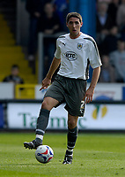 Photo: Jed Wee/Sportsbeat Images.<br /> Carlisle United v Bristol City. Coca Cola League 1. 21/04/2007.<br /> <br /> Bristol City's Bradley Orr.