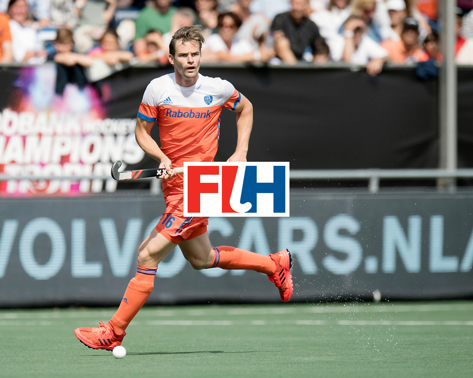 BREDA - Rabobank Hockey Champions Trophy<br /> The Netherlands - Argentina<br /> Photo: Mirco Pruyser.<br /> COPYRIGHT WORLDSPORTPICS FRANK UIJLENBROEK