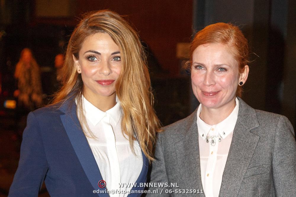 NLD/Amsterdam20151106 - Nationaal Opera Gala 2015, Georgina Verbaan en ...............