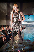Estilo fashions at the Tribeza Fashion Show, Austin Texas, September 29, 2011.
