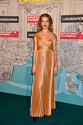 Natalia Vodianova at the Fabulous Fund Fair in aid of Natalia Vodianova's Naked Heart Foundation in association with Luisaviaroma held at The Round House, Camden, London England. 18 February 2019.