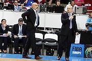 DESCRIZIONE : Riga Latvia Lettonia Eurobasket Women 2009 Semifinal 5th-8th Place Italia Lettonia Italy Latvia<br /> GIOCATORE : Giampiero Ticchi  Renato Nani<br /> SQUADRA : Italia Italy<br /> EVENTO : Eurobasket Women 2009 Campionati Europei Donne 2009 <br /> GARA : Italia Lettonia Italy Latvia<br /> DATA : 19/06/2009 <br /> CATEGORIA : ritratto<br /> SPORT : Pallacanestro <br /> AUTORE : Agenzia Ciamillo-Castoria/E.Castoria<br /> Galleria : Eurobasket Women 2009 <br /> Fotonotizia : Riga Latvia Lettonia Eurobasket Women 2009 Semifinal 5th-8th Place Italia Lettonia Italy Latvia<br /> Predefinita :