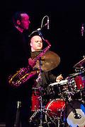 """Matt Skelton performing for the """"Jazz festival of Madrid"""""""