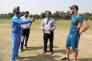 Cricket - South Africa Warm up match at Delhi