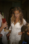 JADE JAGGER, Party for House of Waris jewelry collection hosted by Daphne Guinness, Alice Bamford and Wes Anderson. Dover St. market. London. 8 June 2006. ONE TIME USE ONLY - DO NOT ARCHIVE  © Copyright Photograph by Dafydd Jones 66 Stockwell Park Rd. London SW9 0DA Tel 020 7733 0108 www.dafjones.com