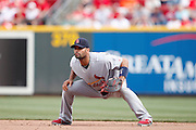 Albert Pujols of the St. Louis Cardinals. (Photo by Joe Robbins)