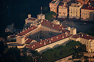 "= general view of monaco , the port, the rock, the palace  Monaco  Monaco   /// Vue generale de Monaco, le rocher, le port, le palais  Monaco  Monaco depuis ""la tete de chien"" /// L0055511"