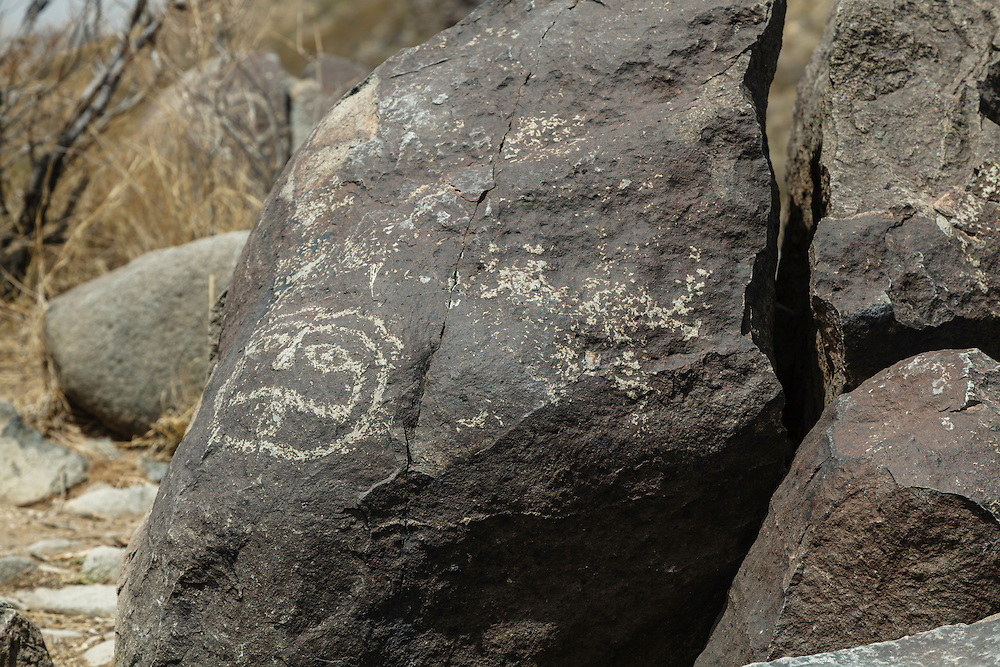 Petroglyphs National Monument, New Mexico, USA