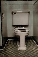 John Wayne Memorial Toilet, Lone Pine