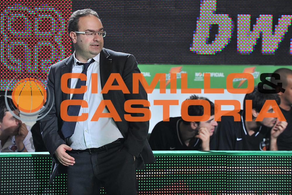 DESCRIZIONE : Treviso Lega A 2010-11 Benetton Treviso Pepsi Caserta<br /> GIOCATORE : Stefano Sacripanti<br /> SQUADRA : Pepsi Caserta<br /> EVENTO : Lega A 2010-2011<br /> GARA : Benetton Treviso Pepsi Caserta<br /> DATA : 15/01/2011<br /> CATEGORIA : Coach<br /> SPORT : Pallacanestro <br /> AUTORE : Agenzia Ciamillo-Castoria/S.Ferraro<br /> Galleria : Lega A 2010-2011<br /> Fotonotizia : Treviso Lega A 2010-11 Benetton Treviso Pepsi Caserta<br /> Predefinita :