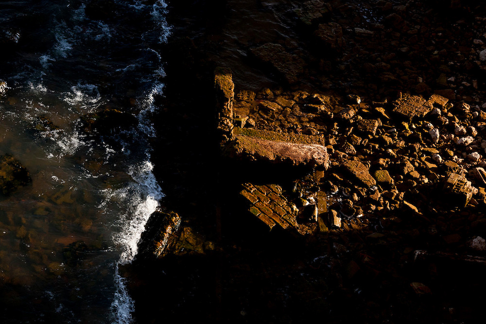 Remanso_BA, 26 de novembro de 2011...Ruinas da antiga Remanso, inundada pelas aguas do Lago de Sobradinho..Foto: LEO DRUMOND / NITRO