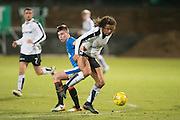 Dundee's Yordi Teijsse - Rangers v Dundee in the SPFL Development League at Forthbank, Stirling. Photo: David Young<br /> <br />  - © David Young - www.davidyoungphoto.co.uk - email: davidyoungphoto@gmail.com