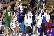 Olimpiadi Sydney 2000<br /> Italia - Lituania <br /> Nella foto: Marcelo Damiao