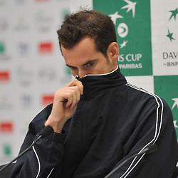Davies Cup | GB Presser | 4 March 2015