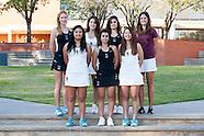 OC Women's Tennis Team and Individuals - 2012-13 Season