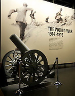 The National World War I Museum in Kansas City, Missouri.