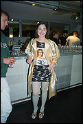 AMALIA ULMAN, Frieze party, ACE hotel Shoreditch. London. 18 October 2014