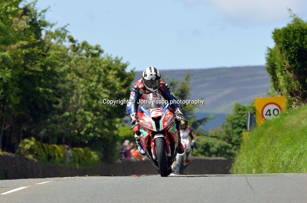#6 Michael Dunlop BMW MD Racing