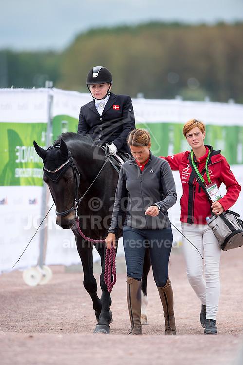 Stinna Tange Kaastrup, (DEN), Steffi Graf - Individual Test Grade Ib Para Dressage - Alltech FEI World Equestrian Games&trade; 2014 - Normandy, France.<br /> &copy; Hippo Foto Team - Jon Stroud <br /> 25/06/14
