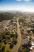Pali Highway, Honolulu, Oahu, Hawaii