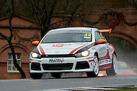#42 Alex DZIURZYNSKI VW Scirocco during Maximumgroup.net VAG Trophy Qualifying as part of the Easter Family Fun Day - Oulton Park Fosters at Oulton Park, Little Budworth, Cheshire, United Kingdom. March 28 2016. World Copyright Peter Taylor/PSP. Copy of publication required for printed pictures.  Every used picture is fee-liable. http://archive.petertaylor-photographic.co.uk