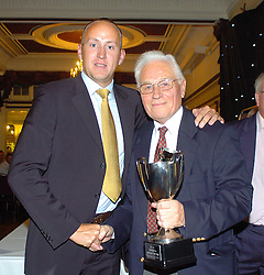 Northants Cricket Dinner, Awards NCL League Presentations, Wicksteed Park Friday 15th October 2010, Guest Mike Watkinson