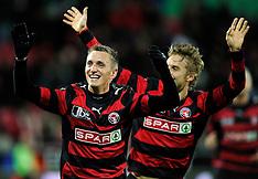 20101113 FC Midtjylland-AAB Superliga fodbold