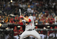 MLB: St. Louis Cardinals at Arizona Diamondbacks//20110413