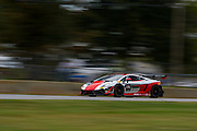 October 1-3, 2014 : Lamborghini Super Trofeo at Road Atlanta. #14 Pierre Kleinubing, O'Gara Motorsport, Lamborghini of Beverly Hills