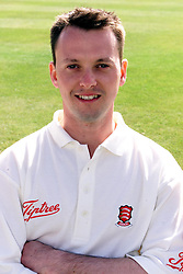 T MASON .ESSEX COUNTY CRICKET CLUB ..ESSEX PLAYER PHOTOS, April 10, 2000. Photo by Andrew Parsons / i-images..