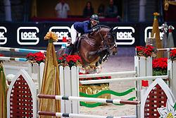 Kellnerova Anna, CZE, Giljandro van den Bosrand<br /> MEVISTO Amadeus Horse Indoor Salzburg<br /> © Hippo Foto - Stefan Lafrentz<br /> 11-12-2016