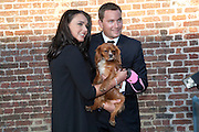 TAMARA ECCLESTONE; ROB MONTAGUE, Dogs Trust Honours 2009, A celebration of man's best friend. The Hurlingham Club, Ranelagh Gardens, London, SW6. 19 May 2009.