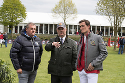 Weinberg Peter, GER, Philippaerts Ludo, Olivier, BEL<br /> FEI Nations Cup of Belgium<br /> CSIO Lummen 2017<br /> © Hippo Foto - Dirk Caremans<br /> 28/04/2017