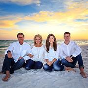 Newville Family Beach Photos