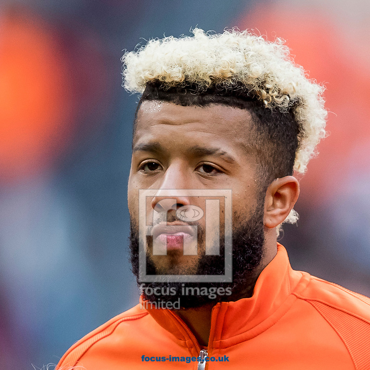 Tonny Vilhena of Netherlands before the 2018 FIFA World Cup Qualifying match at Amsterdam Arena, Amsterdam<br /> Picture by Joep Joseph Leenen/Focus Images Ltd +316 5261929<br /> 03/09/2017<br /> ***NETHERLANDS OUT***
