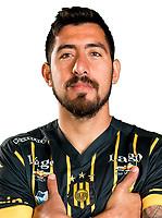 Argentina Football League First Division - Axion Energy 2016-2017 / <br /> Club Olimpo - <br /> Jonathan Matias Blanco